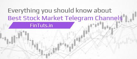 Stock Market Telegram Channels