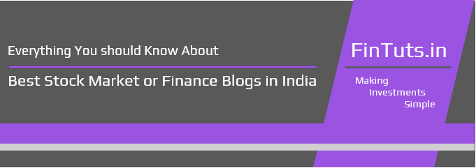 Finance Blogs
